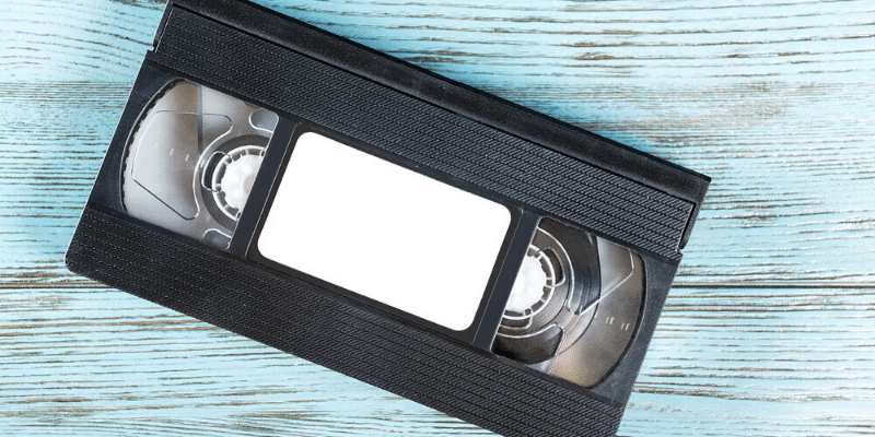How to Dispose of VHS Tapes
