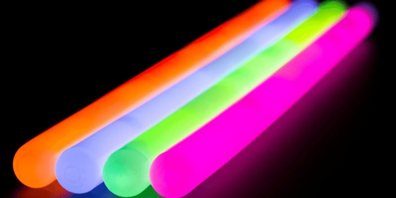 How to Dispose of Glow Sticks