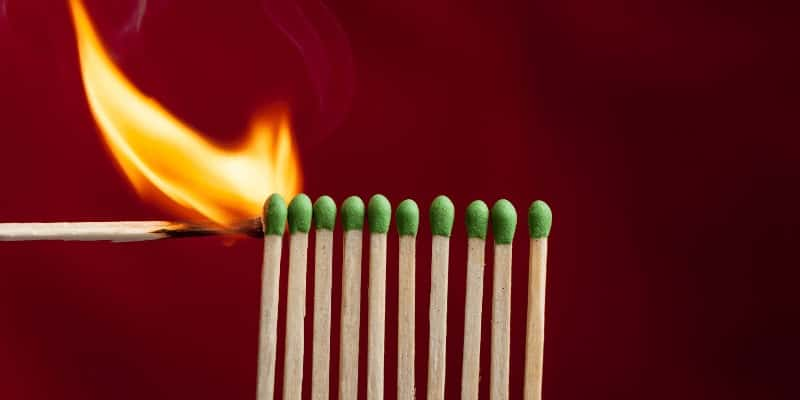 How to Dispose of Matches