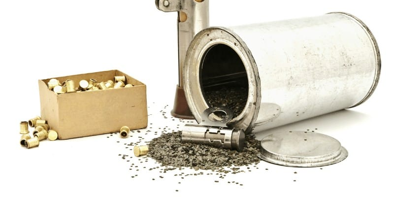 How to Dispose of Gunpowder Safely