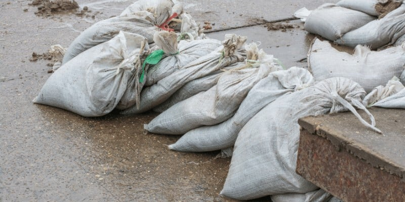 How to Dispose of Sandbags