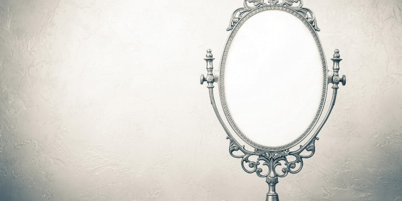 How to Dispose of a Mirror