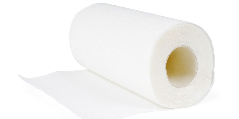How to Dispose of Oily Paper Towels